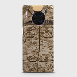 Huawei Mate 30 Pro Army Costume Case