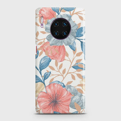 Huawei Mate 30 Pro Seamless Flower Case