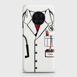 Huawei Mate 30 Pro Doctor Costume Case