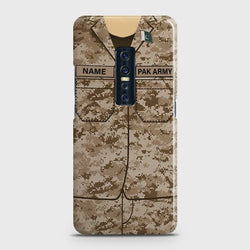 VIVO V17 PRO Army Costume Case