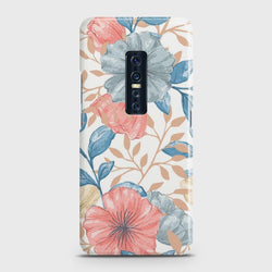 VIVO V17 PRO Seamless Flower Case