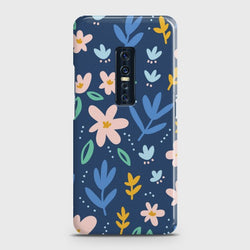 VIVO V17 PRO Colorful Flowers Case