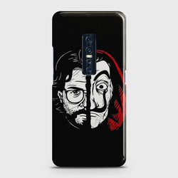 VIVO V17 PRO MONEY HEIST PROFESSOR Case