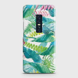 VIVO V17 PRO Retro Palm Leaves Case