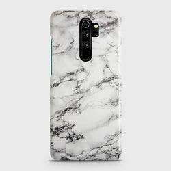 XIAOMI REDMI NOTE 8 PRO Trendy White Marble Case