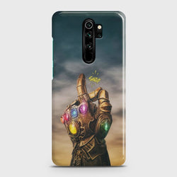 XIAOMI REDMI NOTE 8 PRO Thanos Snap Marvel Avengers Superhero Case