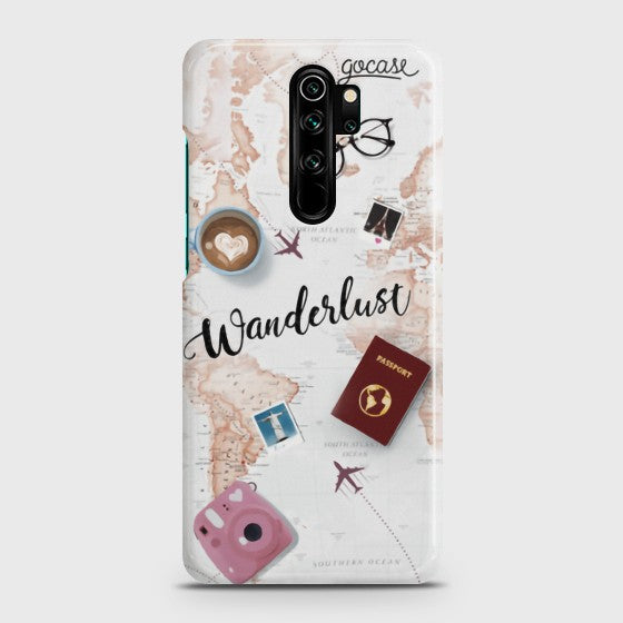 XIAOMI REDMI NOTE 8 PRO World Journey Case