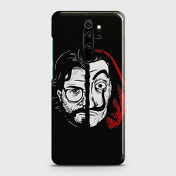 XIAOMI REDMI NOTE 8 PRO MONEY HEIST PROFESSOR Case