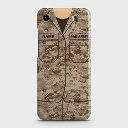 HUAWEI HONOR 8A Army Costume Case