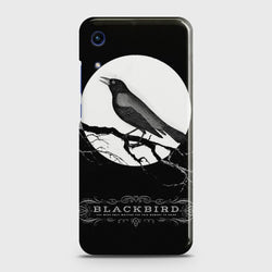 HUAWEI HONOR 8A Rendering Black Bird Case