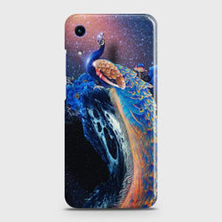 HUAWEI HONOR 8A Peacock Diamond Embroidery Case