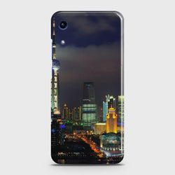 HUAWEI HONOR 8A Modern Architecture Case