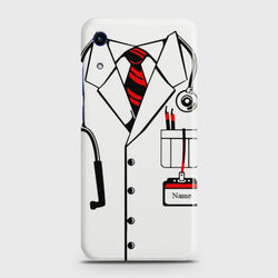 HUAWEI HONOR 8A Doctor Costume Case