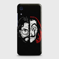 HUAWEI HONOR 8A MONEY HEIST PROFESSOR Case