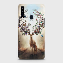 SAMSUNG GALAXY A20S Blessed Deer Case