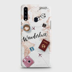 SAMSUNG GALAXY A20S World Journey Case