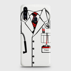SAMSUNG GALAXY A20S Doctor Costume Case