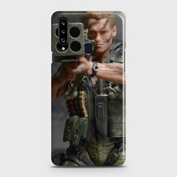 SAMSUNG GALAXY A20S Ultimate John Matrix Case