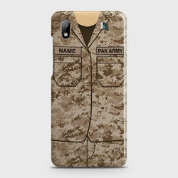 HUAWEI Y5 2019 Army Costume Case