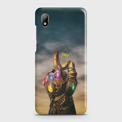 HUAWEI Y5 2019 Thanos Snap Marvel Avengers Superhero Case