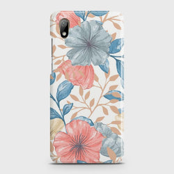 HUAWEI Y5 2019 Seamless Flower Case