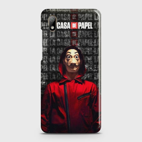 HUAWEI Y5 2019 Money Heist Case