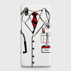 HUAWEI Y5 2019 Doctor Costume Case