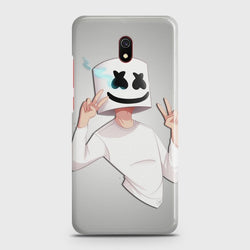 XIAOMI REDMI 8A Marshmello Face Case