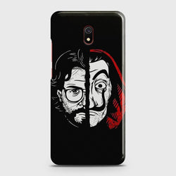 XIAOMI REDMI 8A MONEY HEIST PROFESSOR Case