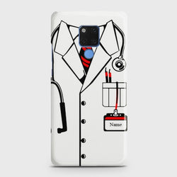 HUAWEI MATE 20 Doctor Costume Case