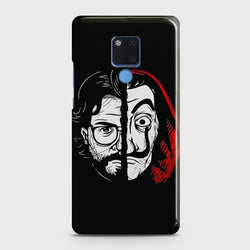 HUAWEI MATE 20 MONEY HEIST PROFESSOR Case