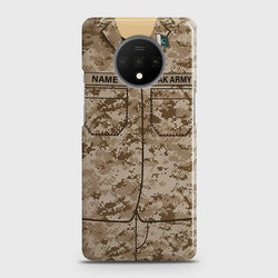 ONEPLUS 7T Army Costume Case