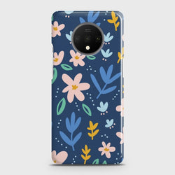 ONEPLUS 7T Colorful Flowers Case