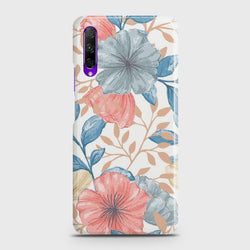 HONOR 9X Seamless Flower Case