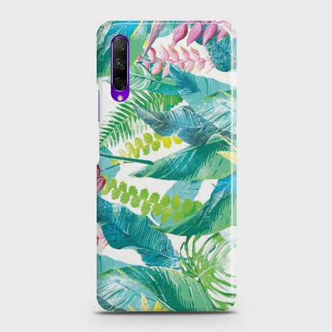 HONOR 9X Retro Palm Leaves Case