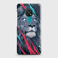 NOKIA 6.2 Abstract Animated Lion Case
