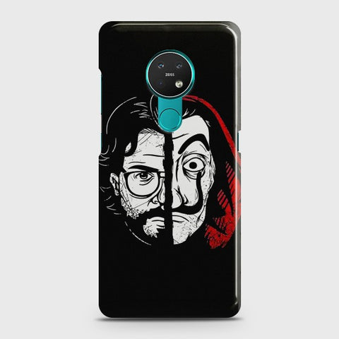 NOKIA 6.2 MONEY HEIST PROFESSOR Case