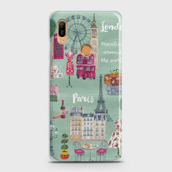 HUAWEI HONOR 8A PRO London, Paris, New yorks Case