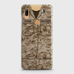 HUAWEI HONOR 8A PRO Army Costume Case