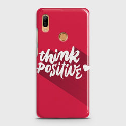 HUAWEI HONOR 8A PRO Think Positive Case
