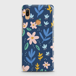 HUAWEI HONOR 8A PRO Colorful Flowers Case