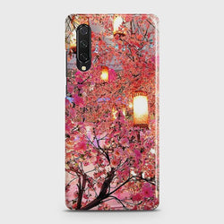HONOR 9X Pro Pink blossoms Lanterns Case