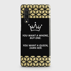 HUAWEI Y9s You Want A Queen Earn Her Case