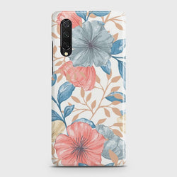 HONOR 9X Pro Seamless Flower Case