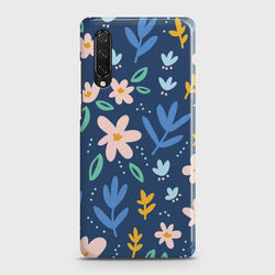 HUAWEI Y9s Colorful Flowers Case