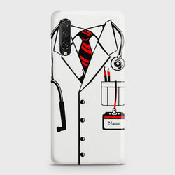 HONOR 9X Pro Doctor Costume Case
