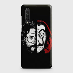 HONOR 9X Pro MONEY HEIST PROFESSOR Case