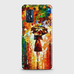 VIVO V17 Girl with Umbrella Case