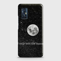 VIVO V17 Only told the moon Case
