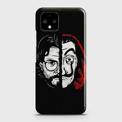 Google Pixel 4 XL MONEY HEIST PROFESSOR Case